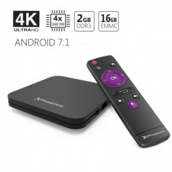 Android box 4k phoenix -...