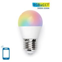 Bombilla LED inteligente...