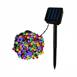 12mts guirnalda LED solar /...