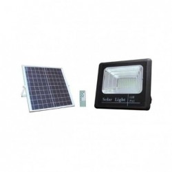kit foco led 60w + placa...