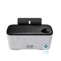 Altavoz bluetooth con radio...