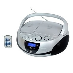 Radio cd mp3 portatil nevir...