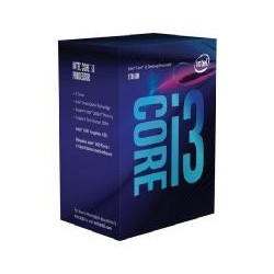 Micro. intel i3 8100 lga...