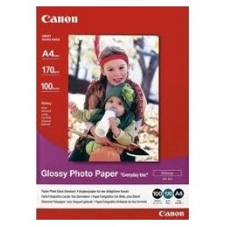 Papel fotografico canon gp...