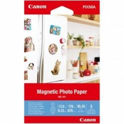 Papel canon foto magnetico...