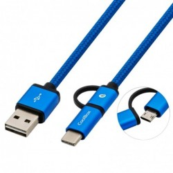 Cable multiusb2.0 coolbox...