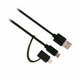 Cable de datos ewent usb -...