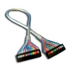 Cable redondo para floopy...