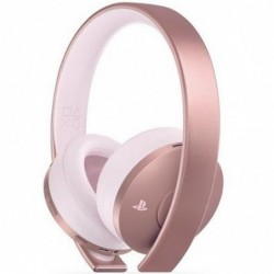 Auriculares sony ps4 rose...