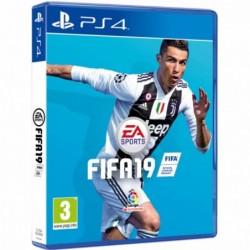 Juego ps4 -  fifa 2019