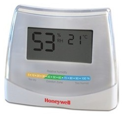 Higrometro y termometro...