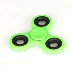 Fidget spinner verde