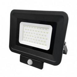 foco LED 50w con sensor de...