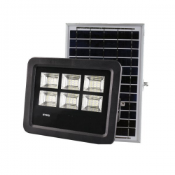 150w Foco led solar kit -...