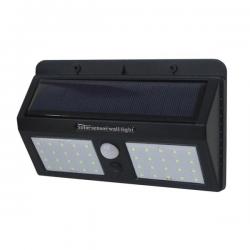 Aplique solar con detector...