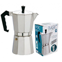 ALZA BASIC CAFETERA 6 tazas...