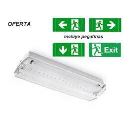 LED salidas de emergencias...