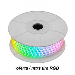 Metros tira led RGB 5050...