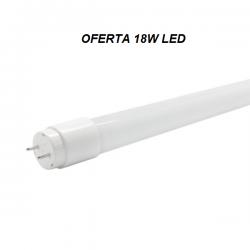 tubo led 18w 120cm T8 cristal