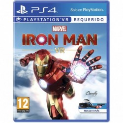 Juego ps4 -   marvel's...