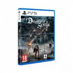 Juego ps5 -  demon's soul...